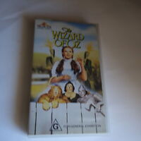THE WIZARD OF OZ 1991 VHS Video Tape ANIME Action SCI-FI Adventure THRILLER Rare