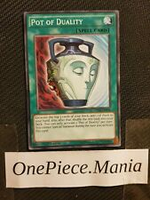 Yu-Gi-OH! Pot Of Duality SDHS-EN034 1st