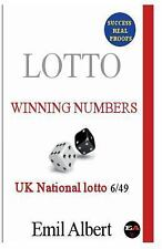 LOTTO WINNING NUMBERS UK National Lotto 6/49 by Emil Albert (2015, Paperback)