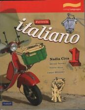 ITALIANO FORMULA LEARNING LANGUAGES NADIA CIVA BOOK 1 - EXCELLNT FAST FREE POST