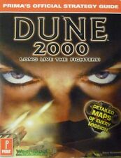 Dune 2000 Prima's official Strategy Guide