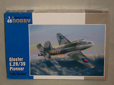 """Special Hobby 1/48 Scale Gloster E.28/39 Pioneer """"Late Version"""""""