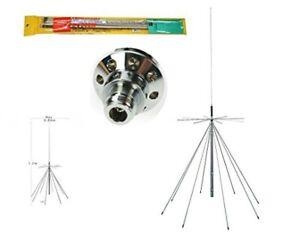 Diamond D3000N Super Discone Scanner Antenna 25-3000MHz