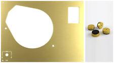 tuning-set GOLD EDITION (3) Per THORENS TD und SME braccio