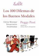 Los 100 Dilemas de los Buenos Modales: Como Manejar Situaciones-ExLibrary