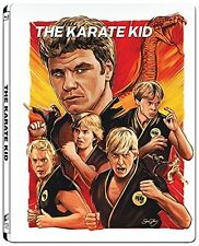 Sony Pictures Blu-ray Karate Kid (ltd Steelbook) 1984 Film - Arti Marziali