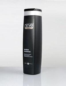 Barbier Barbe Shampooing avec Huile D'Argan Hydratante Pleasant Parfum 250m