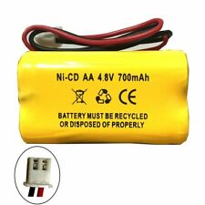 Corun Ni-Cd AA500 NiCd Battery Pack Replacement for Emergency / Exit Light