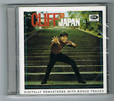 CLIFF RICHARD - CLIFF IN JAPAN - 1967 - 18 TITRES - REMASTERED - NEUF NEW NEU