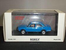 Norev 790361 ALFA ROMEO Alfetta Blu Auto Modello Diecast