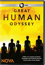 NOVA: Great Human Odyssey [New DVD]
