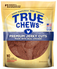 JERKY DOG CHEWS TRUE CHEWS TYSON FOODS PREMIUM JERKY CUTS  22 OZ