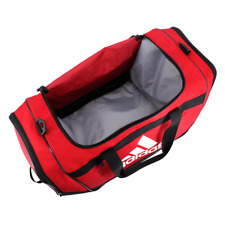 adidas Defender III Large Red Duffel Bag - model 5143959