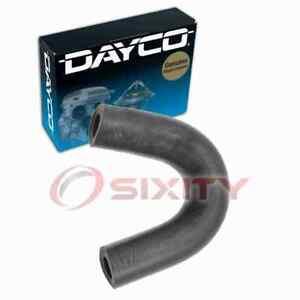 Dayco Engine Coolant Bypass Hose for 1989-1994 Mitsubishi Montero 3.0L V6 zr