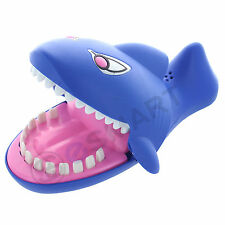 Shark Dentist Game Evil Laughter Sound, Glowing Eyes Party Novelty Kid