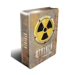 Details zu  S.T.A.L.K.E.R.: Clear Sky Russian Collectors Edition Stalker Steel