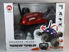 Sharper Image Thunder Tumbler RC 360 Degree Spinning Car Remote Control RED
