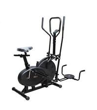 Lifeline 4 in 1 orbitrac Twister  exercise bike  push ups bar  heavy duty bik