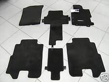 Genuine Honda, Set of Dark Grey / Black Carpet Mats FRV FR-V 2006-2009