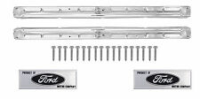 1965-1966 Ford Mustang Coupe Fastback Sill Plate Kit
