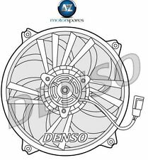 FOR PEUGEOT PARTNER 1.6HDi 1.9D 2.0HDi DIESEL  1996--> NEW RADIATOR COOLING FAN