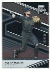 2020 Elite Extra Edition - Base Prospect Card #'d /999 - Free Ship - Qty Disc
