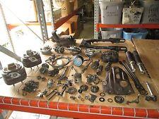 75 Honda MT125 Oil Tank Cylinder Tachometer Swingarm Shocks Skid Plate Parts Lot
