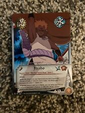 Naruto Jirobo CCG #281 1st Edition NM card