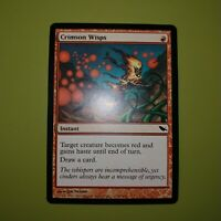 Crimson Wisps x1 Shadowmoor 1x Magic the Gathering MTG