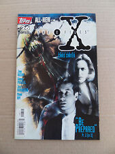 X-Files ,The (TV)  26 . Topps . 1997 -     VF