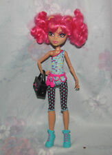 Monster High Howleen Wolf Dance Class - Loose - w/ Stereo Purse Bag Accessory