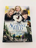 Richard Boddington's Against the Wild DVD New