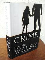 1st Edition Crime Irvine Welsh First Printing Fiction Trainspotting Novel