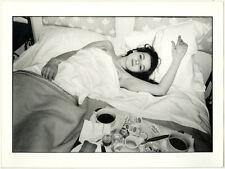 Photo Baryté Jean François Jonvelle Original 18 x 24 cm Nue Vers 1980/90