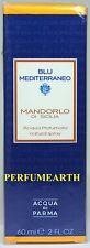 Acqua Di Parma Mandorlo Di Sicilia 2.0oz. Edt Spray For Women New In Box