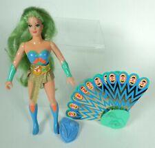 80's Vintage Mattel POP Princess of Power She-Ra - Peekablue w/ Accessories (A)