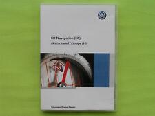 CD NAVIGATION EX DEUTSCHLAND EU 2008 V6 VW RNS 300 PASSAT EOS TOURAN GOLF CADDY