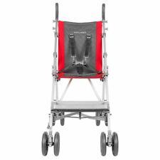 Maclaren Major Elite Transport Chair, Push Chair, Cardinal / Charcoal