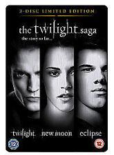 The Twilight Saga Triple Pack [DVD], DVDs