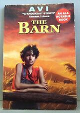 The Barn by Avi (1994, Paperback)