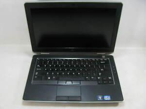 "Dell Latitude E6330 14"" Laptop 2.6 GHz i5-3320M 4GB RAM (Grade A No Battery)"