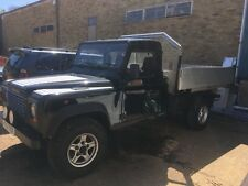 Land Rover Defender 130 300TDI Dropside Tipper Single Cab Pickup