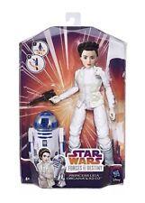 STAR WARS PRINCESS LEIA ORGANA & R2-D2 Adventure Action Figure Doll Set