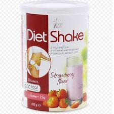 Substitut de Repas Shake Milkshake Diététique Régime Amincissant Fraise