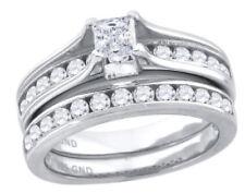 Anillos de joyería alianzas diamante