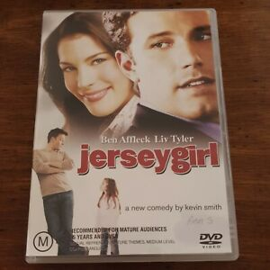 Jersey Girl DVD R4 Like New! FREE POST