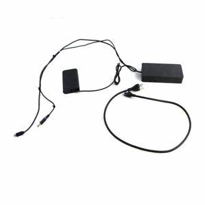Dell D6000 Gigabit-Ethernet Universal Docking Station RJ-45 130W USB-C w/Adapter