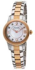 Swiss Made Bulova Accutron 65P106 Masella Diamond Accented Two-Tone Ladies Watch