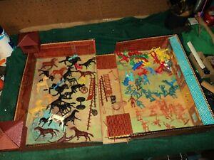 Vintage Marx Fort Apache Playset # 4685