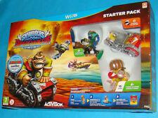 Skylanders SuperChargers Starter Pack - Nintendo WII U - PAL New Nuovo Sealed